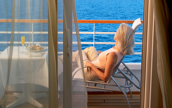 Crystal Cruises-Staterooms