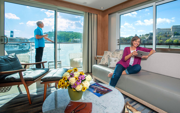 Viking Sigrun Staterooms Vendor Experience
