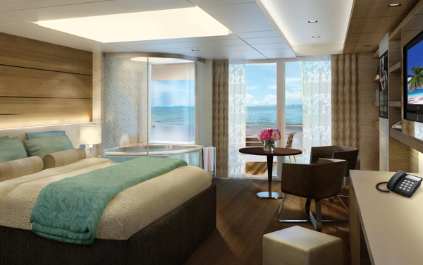 Norwegian Dawn Staterooms Vendor Experience