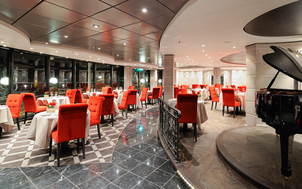 Msc Splendida Dining Vendor Experience