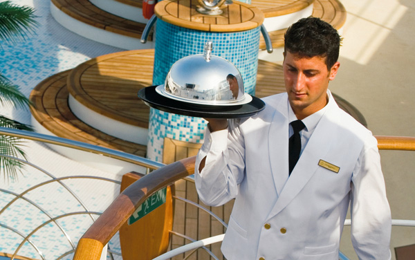 Msc Splendida Service & Awards Vendor Experience