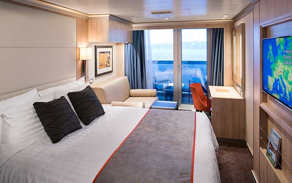 Zuiderdam Staterooms Vendor Experience