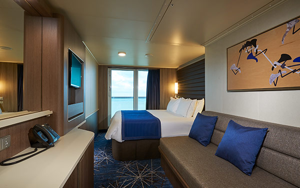 Norwegian Jewel Staterooms Vendor Experience