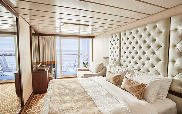Sun Princess Staterooms Vendor Experience