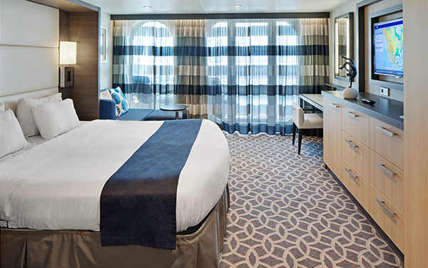 Rhapsody Of The Seas Staterooms Vendor Experience