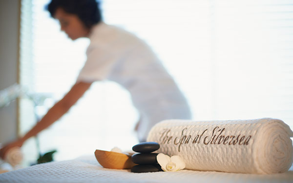 Silver Cloud Spa & Fitness Vendor Experience