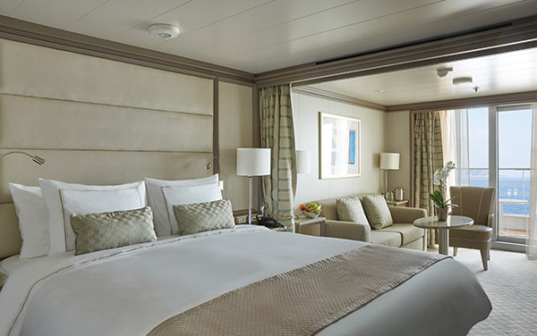 Silver Cloud Staterooms Vendor Experience
