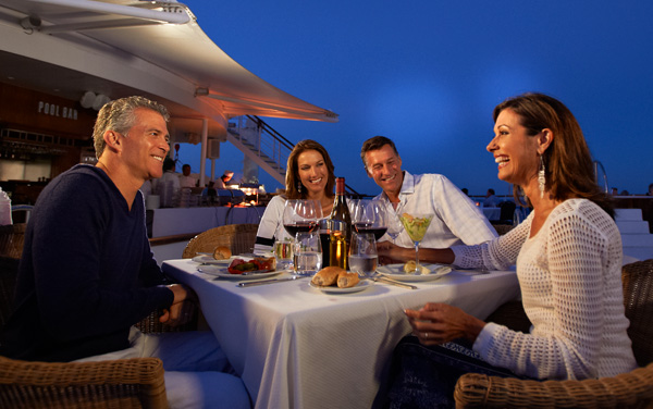 Wind Surf Dining Vendor Experience