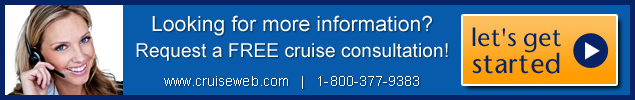 Looking for more information? Contact The Cruise Web!