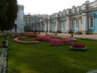 Catherine's Palace in Pushkin