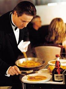 Crystal Cruises Waiter