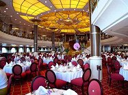 Celebrity Constellation Main Dining