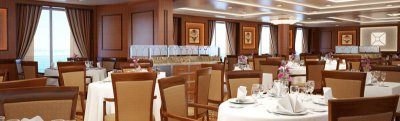 Silversea Silver Spirit Main Dining