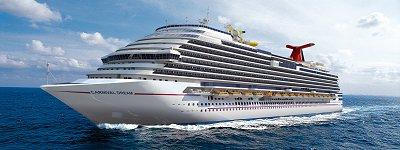 Carnival Dream Ship
