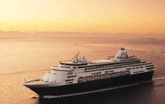 Holland America Ship
