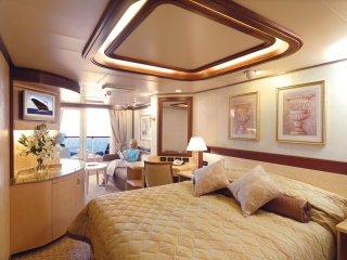 Cunard Suite