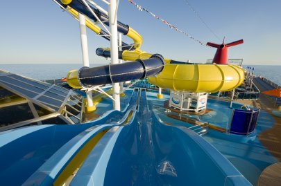 Carnival Dream Waterworks