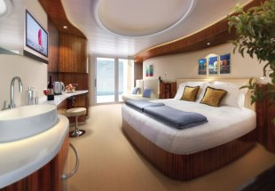 NCL Epic Balcony Stateroom