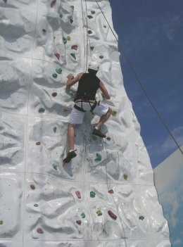 Rock-Climbing Competition