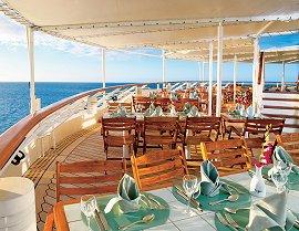 Seabourn Dining