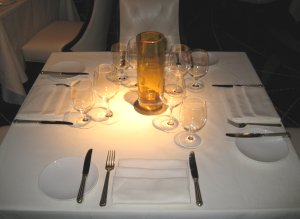 Cruise Ship Specialty Dining