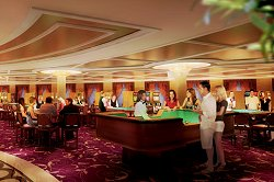 Norwegian Epic Casino