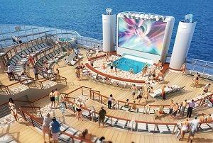 Legendary Entertainer Reba McEntire To Christen Norwegian Epic - Norwegian epic cruise