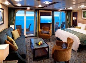 Oasis-class Royal Suite