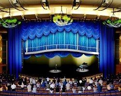 Allure of the Seas Theater