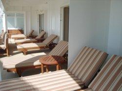Large Suite Balcony