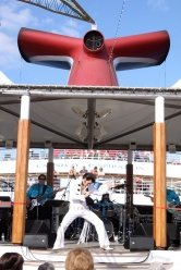 Carnival's Elvis Cruise - Courtesy of Carnival Cruise Lines