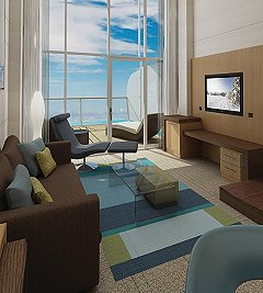 Allure of the Seas Loft