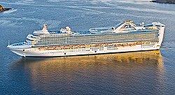 Princess Cruises Ships Begin Plugging Into Shore Power In San - Cruise ships from san francisco