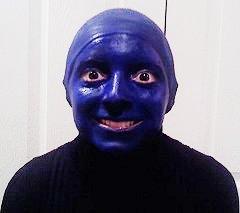 blue man group last halloween