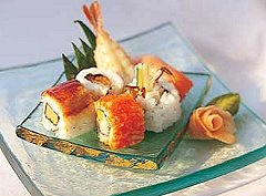 Crystal- Sushi