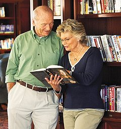 PCL- Couple Reading