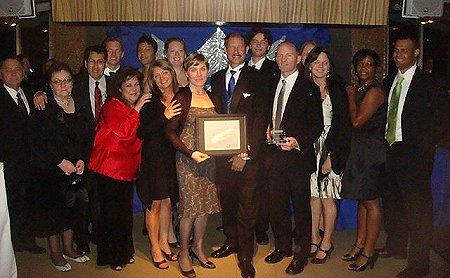 "The Cruise Web: ""Mega Agency of the Year"""