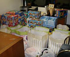 Bright Beginnings- Donations