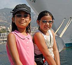 Crystal- Junior Sailers