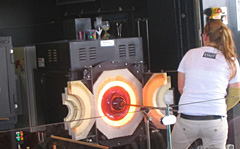 Eclipse- Glass Blowing