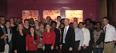 Holiday Party- Staff