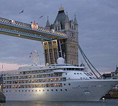 Silversea- London