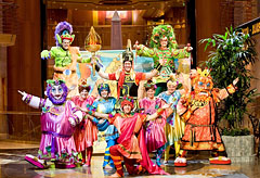 Cast Parade