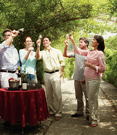 Silversea Wine Excursion