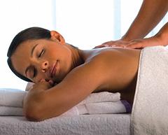 Back Massage- Courtesy of Royal Caribbean International