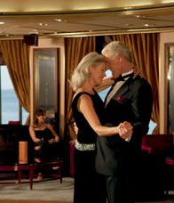 Dancing - Courtesy of Crystal Cruises