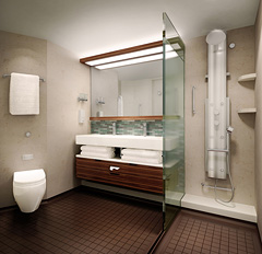 NCL Breakaway Mini-Suite Bath