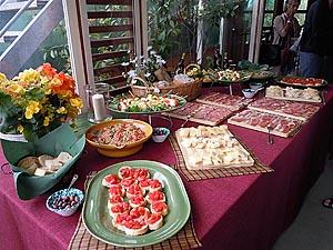 A Tuscan Buffet