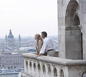 Budapest courtesy of Avalon Waterways