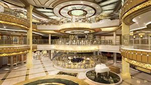 Royal Princess, new ship